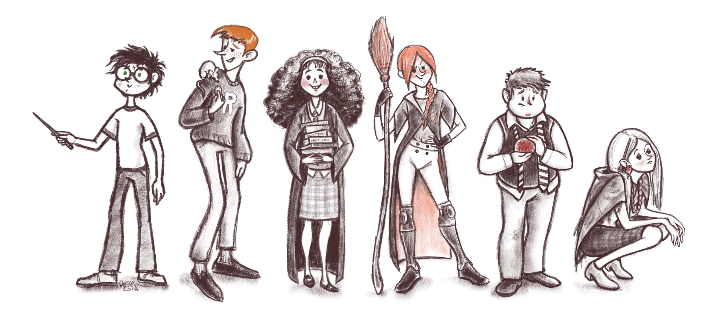 Hogwarts or Bust